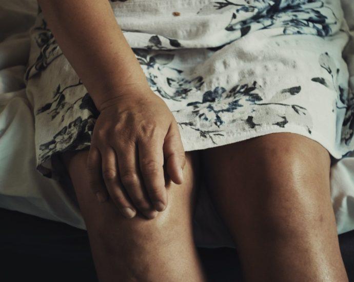 Les douleurs au genou