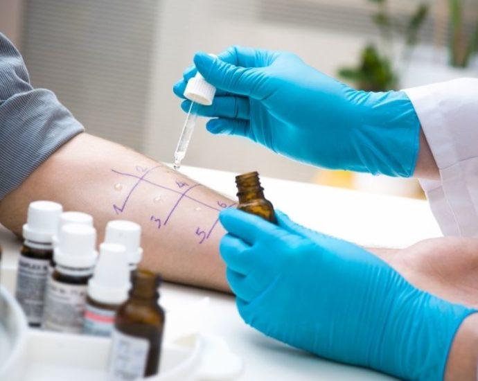 tests pour diagnostiquer les allergies